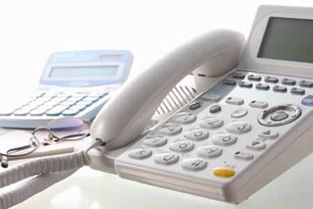 電話工事の勘定科目とは?電話設備の耐用年数は何年?